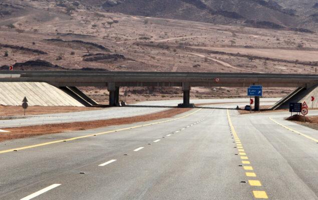 SHARMA - ALBIDA - AL SHERIF- AL HAKUL ROAD